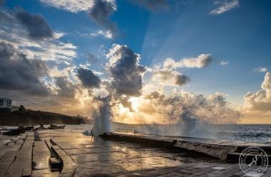 Sonnenuntergang-Faro-Bajamar-1