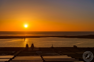 Sonnenuntergang Salinas de Janubio Lanzarote