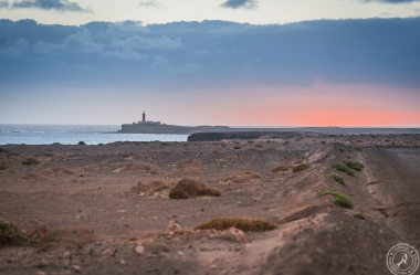 Sonnenuntergaenge am Faro de Punta Jandia