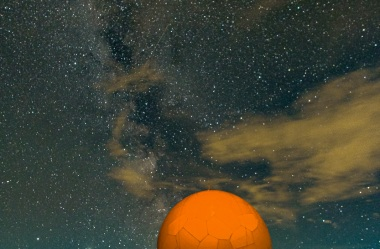 Nightscape und Milchstraßenfotografie auf der Wasserkuppe