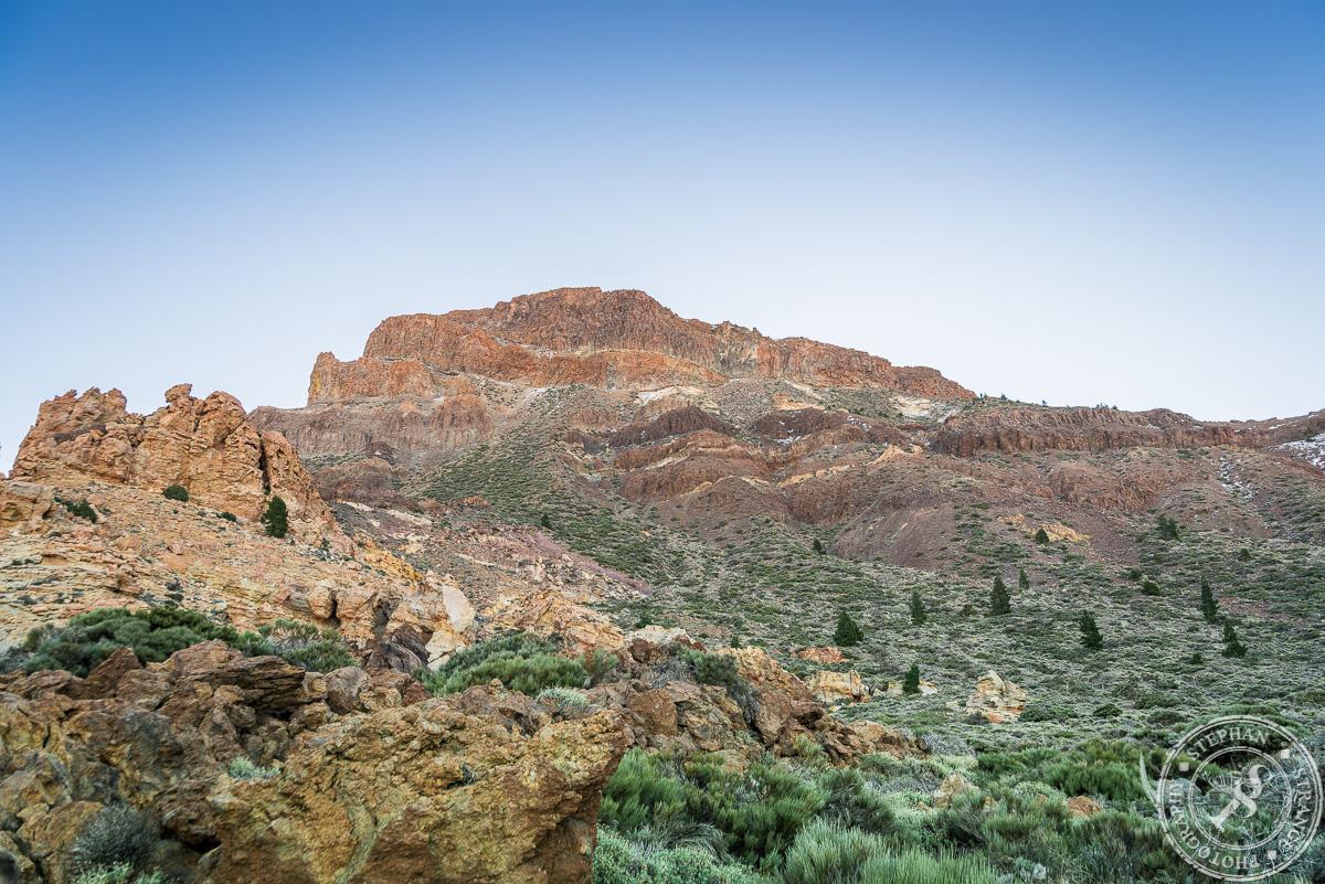 The Guajara mountain