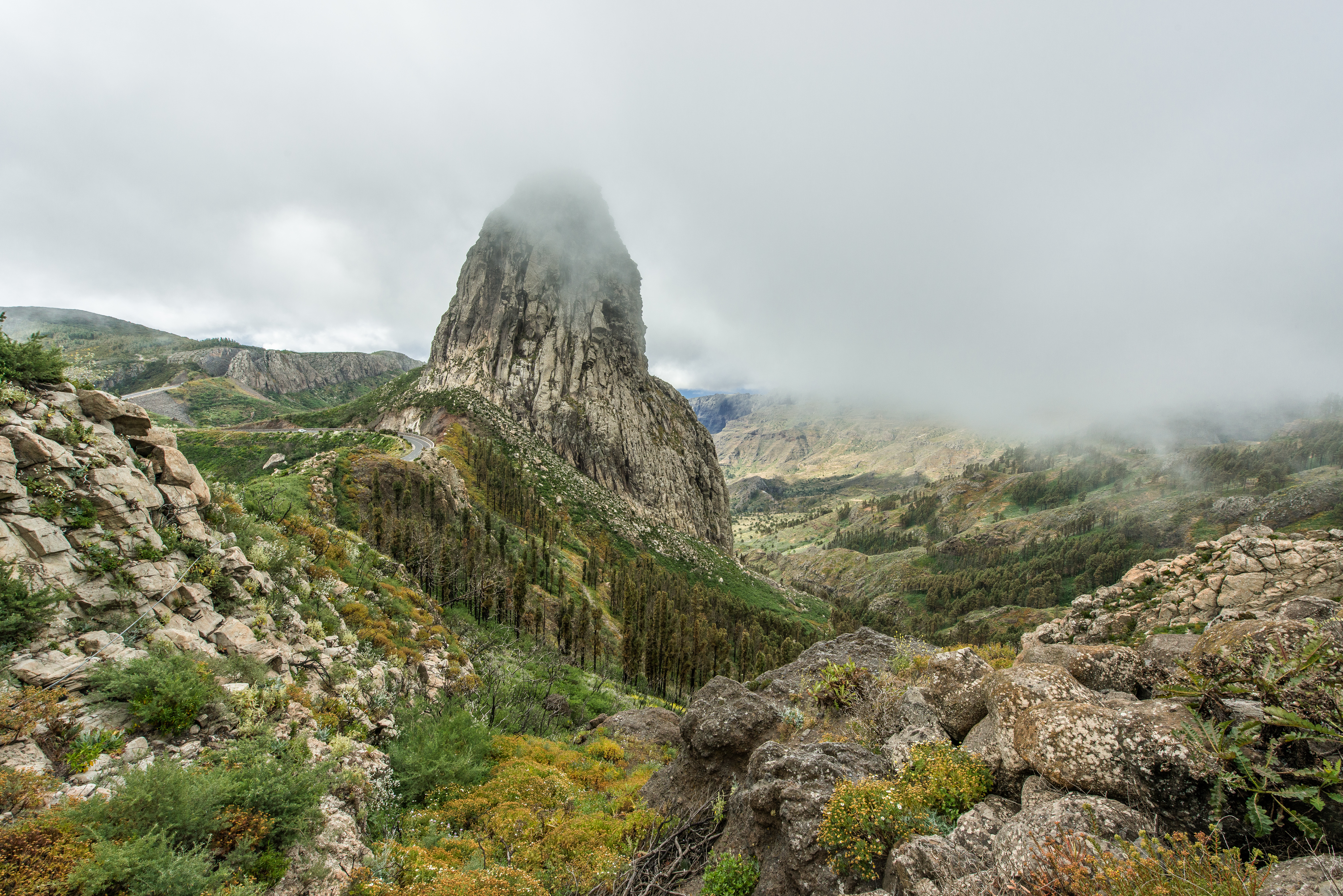 La Gomera hiking imressions