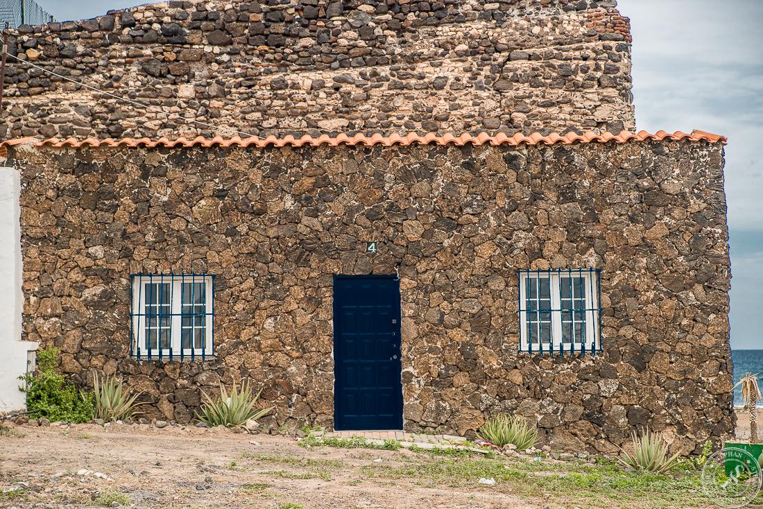 Die blaue Tür // The blue Door