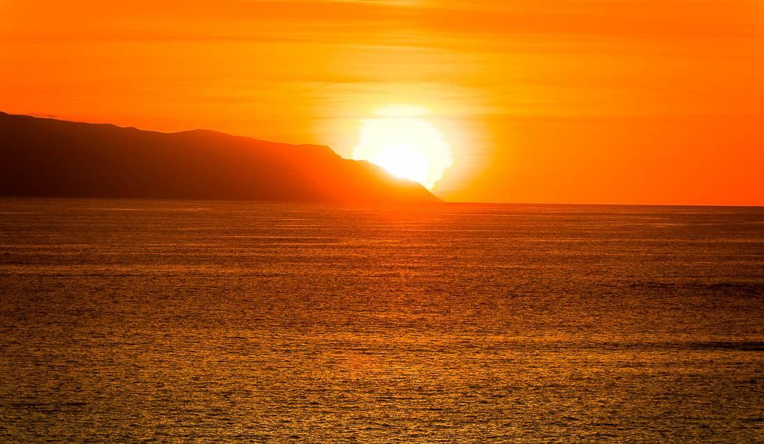 Costa Adeje Sonnenuntergang