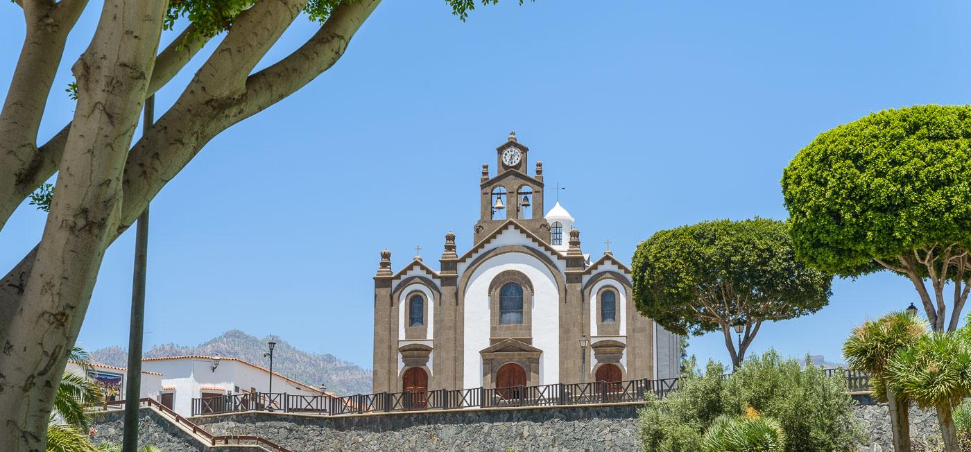 Santa Lucía de Tirajana // The Iglesia de Santa Lucía